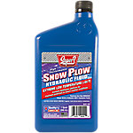 Super S Snow Plow Low-Temp Hydraulic Fluid, 12/1 qt.