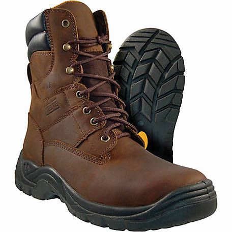 Itasca Men's Authority 8 in. Work Boot
