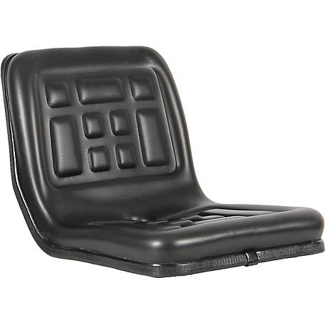 Black Talon Compact Tractor Seat, Prop 65 Compliant, 1101058