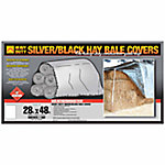 Weathermaster Hay Bale Heavy Duty Tarp, 28 ft. x 48 ft.