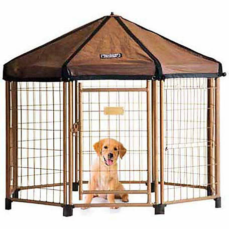 The Original Pet Gazebo - Small, 4ft. x 4ft. x 4ft.