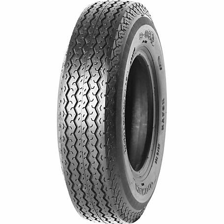 Hi-Run WD1003 Replacement Tire, 4.80-8.00 6PR