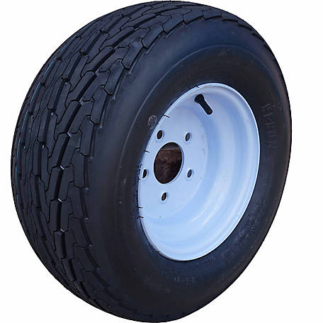 Hi-Run Replacement Wheel, 20.5x8.00-10, ASB1048