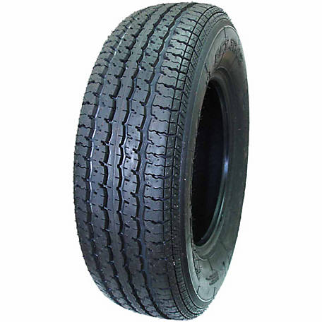 Hi-Run BJ1041 Replacement Tire, ST225/75R15 LRD