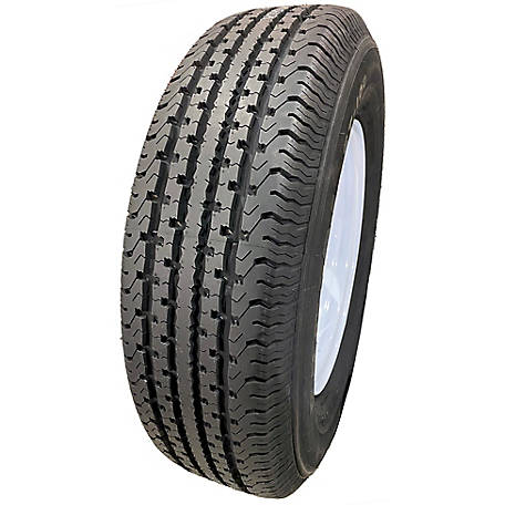 Hi-Run ASR1124 Replacement Wheel, ST235/85R16