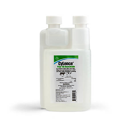 CyLence Pour-On Insecticide, 1 Pint