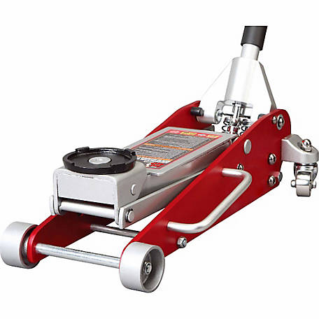 Torin Aluminum and Steel Racing Jack, 2-1/2 Ton