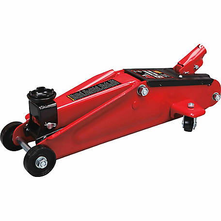 Big Red 2.5 Ton Floor Jack with Case
