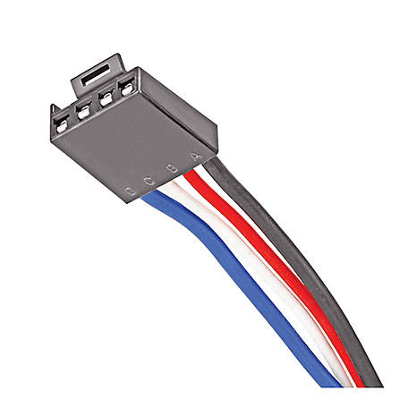 Reese Towpower Towing ke Control Universal Harness, 12 in. at ... on dodge ignition wire harness, towing cable, towing accessories, towing wiring connectors, car towing harness, towing stone guards, towing light harness, ford focus trailer harness,