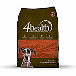 4health Grain-Free Large Breed Formula Adult Dog Food, 16 lb. Bag