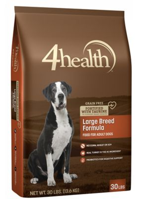 Health Grain Free Large Breed Formula Adult Dog Food  Lb Bag At Tractor Supply Co