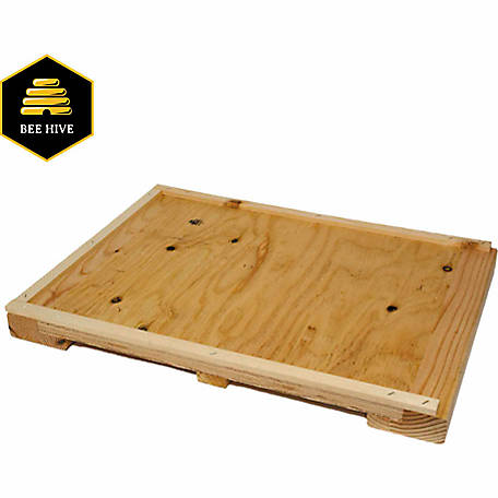 Harvest Lane Honey Beehive Solid Bottom Board