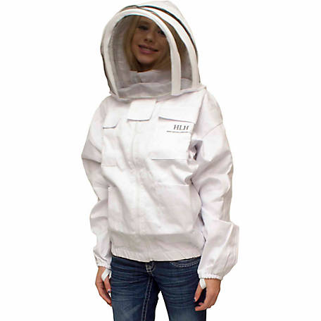 Harvest Lane Honey Adult's Beekeeping Protective Jacket