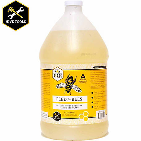 Harvest Lane Honey Liquid Bee Feed w/ Essential Oils