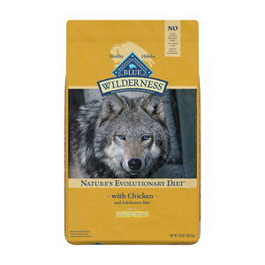 Blue Buffalo Healthy Weight Dog Food Review
