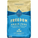 Blue Freedom Grain-Free Chicken Recipe Adult Dog Food, 11 lb.