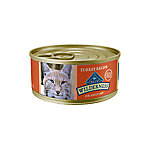 Blue Buffalo Blue Wilderness Turkey Canned Cat Food, 5.5 oz. Can