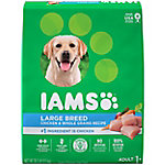 Iams Large Breed Chicken Adult Dog Food, 38.5 lb.