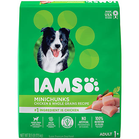 Iams Proactive Health Adult Minichunks Dry Dog Food, 10141767