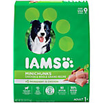 Iams Proactive Health Adult Minichunks Dry Dog Food, 38.5 lb. Bag