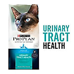 Purina Pro Plan FOCUS Urinary Tract Health Chicken & Rice Formula Adult Dry Cat Food, 16 lb. Bag