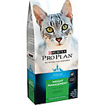 Purina Pro Plan FOCUS  Weight Management Chicken & Rice Formula Adult Dry Cat Food, 16 lb. Bag