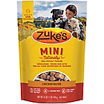 Zuke's Mini Naturals Chicken Dog Treats, 16 oz.