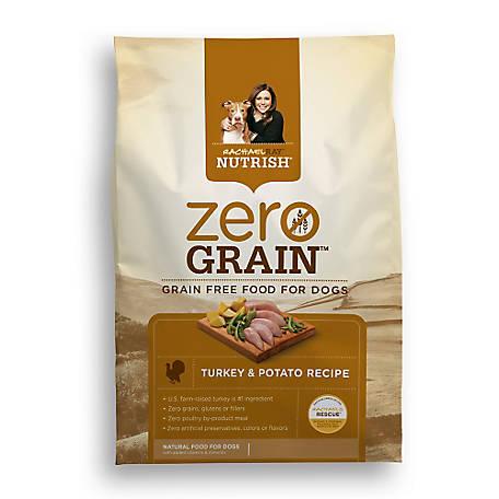 rachael ray nutrish zero grain natural turkey potato recipe dry