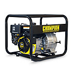 Champion Power Equipment 3 in. Gas-Powered Semi-Trash Water Transfer Pump