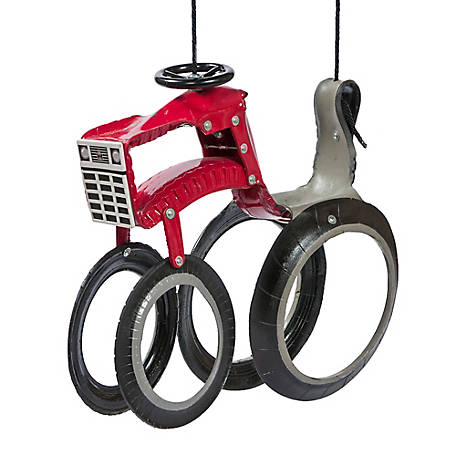 M&M Sales Enterprises Case IH Tractor Tire Swing