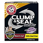Arm & Hammer Clump & Seal Multi-Cat Litter, 28 lb., 2292