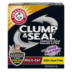 Shop Arm & Hammer 28 lb. Clump & Seal Cat Litter at Tractor Supply Co.