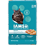 Iams Proactive Health Indoor Weight and Hairball Care Dry Cat Food, 16 lb. Bag