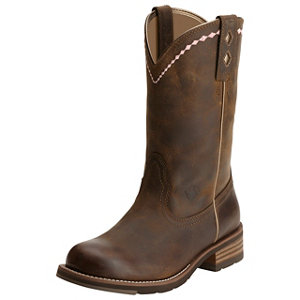 Ariat Women's Unbridled Roper Boot - For Life Out Here