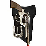 Paris Manufacturing Doc Holliday Holster Set, 10.5 in. Long Pistol