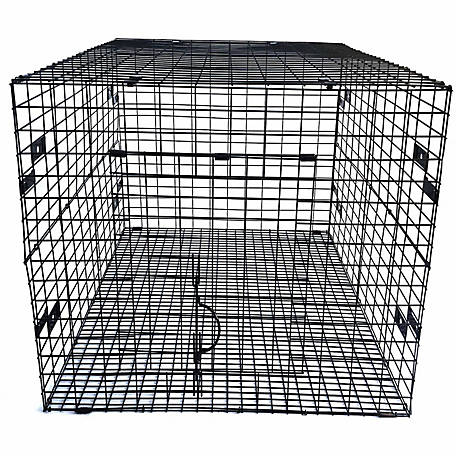 DuMOR 24 in. Rabbit Cage