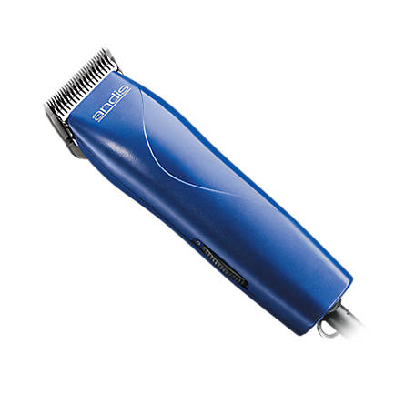 Andis Easy Clip Groom Detachable Blade Clipper Kit Blue, 21485