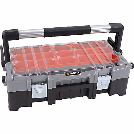 Tactix 22 in. Cantilever Tool Box