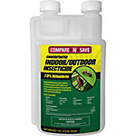 Compare-N-Save Indoor/Outdoor Insect Control, 7.9% Bifenthrin Concentrate, 32 oz., 75366