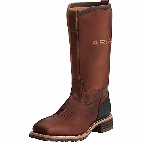 Ariat Men's Hybrid All Weather Safety Toe Work Boot