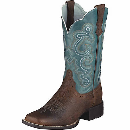 be2d3326bbb Ariat Women's Quickdraw Cowboy Boot at Tractor Supply Co.