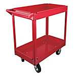 Olympia Tools 2 Shelf Steel Cart