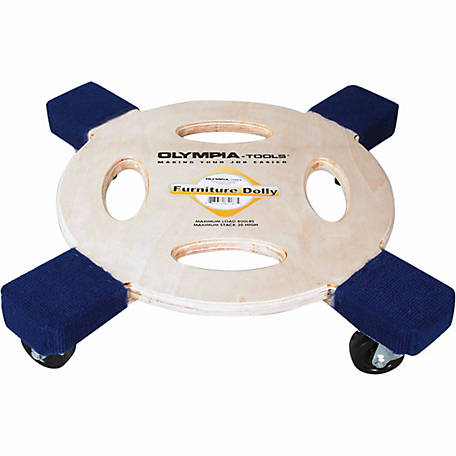 Olympia Tools 800 lb. Capacity Furniture Dolly