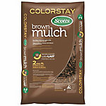 Scotts Colorstay By Scotts Brown Mulch 2 cu. ft., 88652390