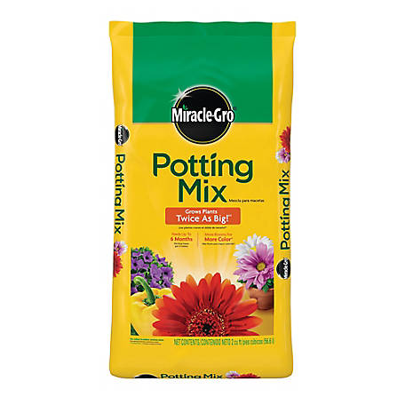 Miracle-Gro Potting Mix 2 CF, 75652300