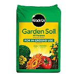 Miracle-Gro Garden Soil for Flowers & Vegetables, 2 cu. ft.