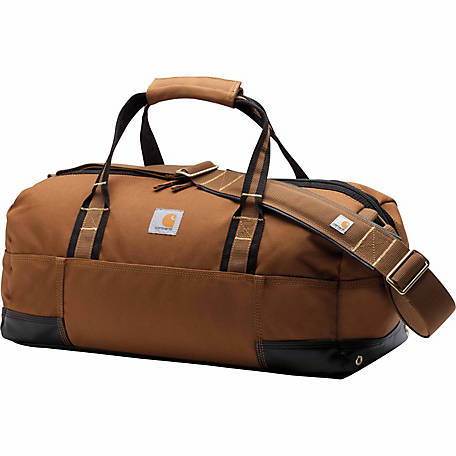 Carhartt Legacy 20 in. Gear Bag, Carhartt Brown