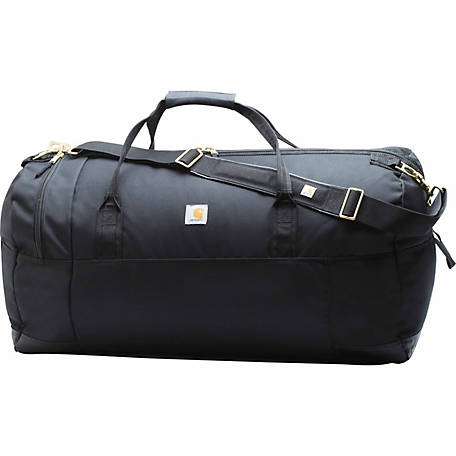 Carhartt Legacy 30 in. Gear Bag, Black