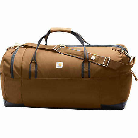 Carhartt Legacy 30 in. Gear Bag, Carhartt Brown