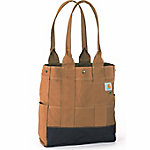 Carhartt Women's Legacy North South Tote Bag, Carhartt Brown